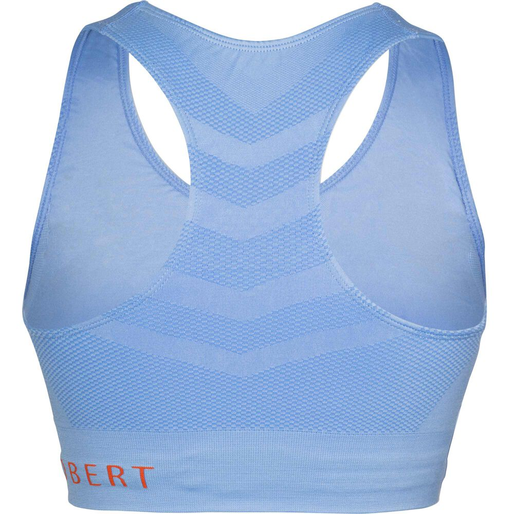 Sport bh medium support, hydro blue, hi-res